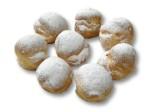 Slagroomsoesjes per 100 gram