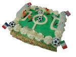 Feesttaart Voetbal