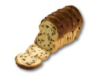 Half krentenrozijnenbrood