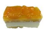 Gluten- en lactosevrij gebakje mandarijn
