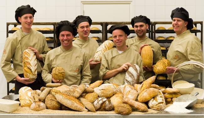 steengoedbrood/desembrood assortiment